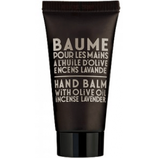Hand Balm With Olive Oil & Incense Lavender