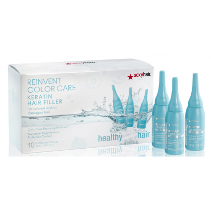 Sexy Hair Healthy Reinvent Color Care Keratin Hair Filler