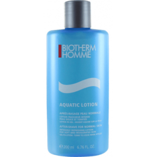 Homme Aquatic Lotion After Shave For Normal Skin