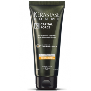 Homme Capital Force Ultra-Fixing Densifying Gel