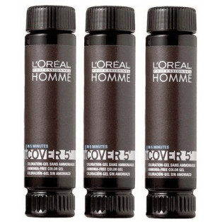 Homme Cover 5' 4 Dark Brown
