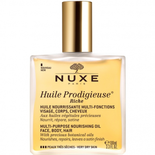 Huile Prodigieuse Riche Multi-Purpose Nourishing Oil