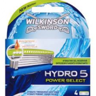 Hydro 5 indeholder 4 barberblade