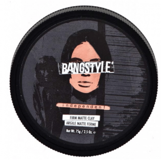 Independent Firm Matte Clay