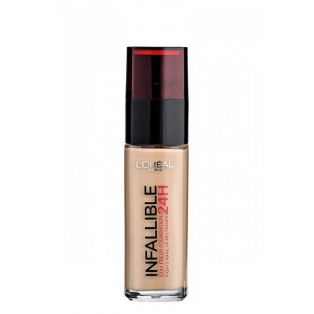 Infallible 24h Stay Fresh Foundation 125