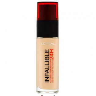Infallible 24h Stay Fresh Foundation 200