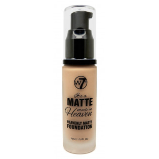 It's a Matte Made in Heaven Heavenly Matte Foundation Matte Natural Beige