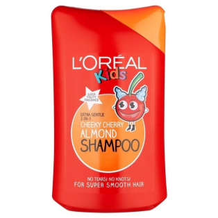 Kids Cheeky Cherry Almond Shampoo