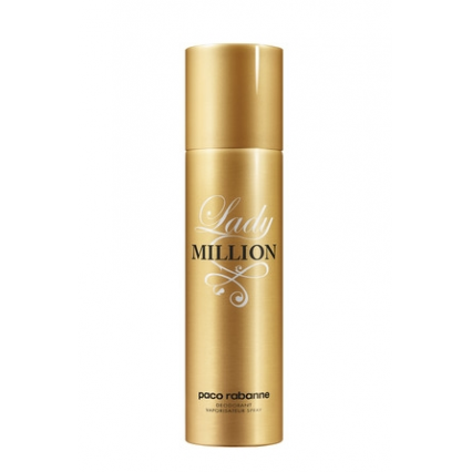 Paco Rabanne Lady Million Deospray