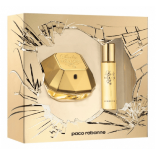 Lady Million Eau de Parfum & Purse Spray Gavesæt