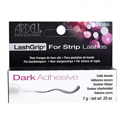 Ardell LashGrip Adhesive Lash Glue For Strip Lashes Dark