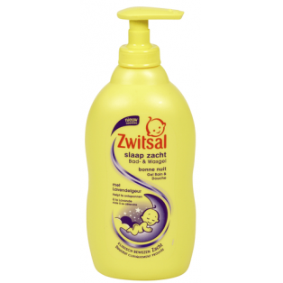 Lavendel Sleep Tight Wash Gel Til Baby