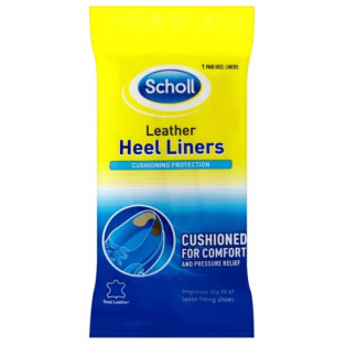 Leather Heel Liners