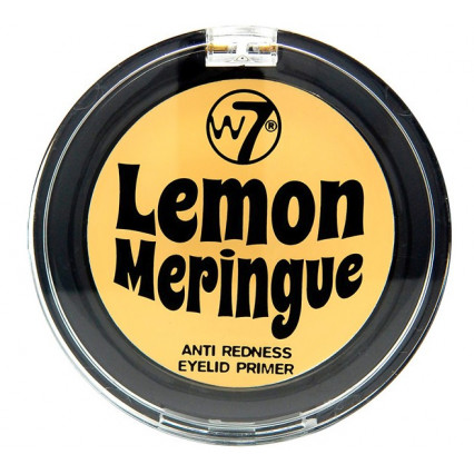 W7 Lemon Meringue Eyelid Primer Anti Redness