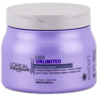 Liss Unlimited Keratinoil Complex Smoothing Masque