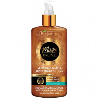 Magic Bronze Oil Jelly Golden Elixir