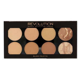 Makeup Blush & Contour Palette All About Bronze