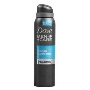 Men+ Care Clean Comfort Deospray