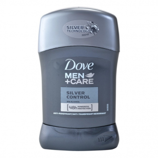 Men+Care Silver Control Antiperspirant Stick