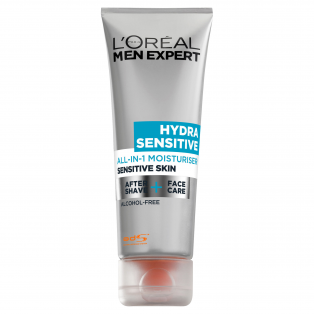 Men Expert 2in1 Hydra Aftershave Sensitive