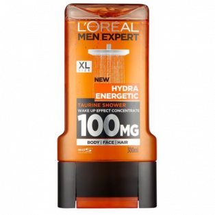 Men Expert Hydra Energetic Shower Gel