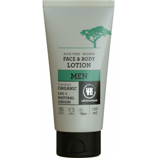 Men Face & Body Lotion