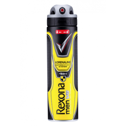 Rexona Men V8 Anti-Perspirant 48H