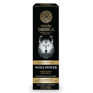 Men Wolf Power Super Tonic Face Cream