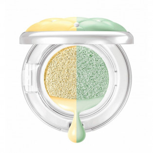 Mineral Wear Corrector & Primer Yellow & Green SPF20