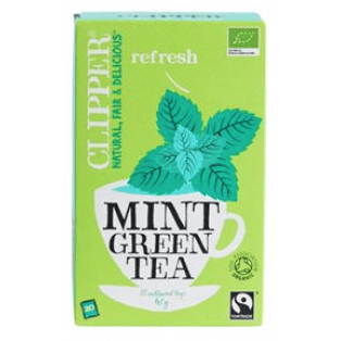 Mint Green Tea Refresh