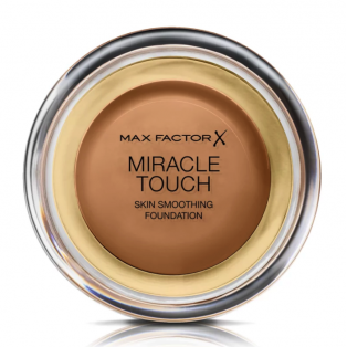Miracle Touch Liquid Illusion Foundation 85 Caramel