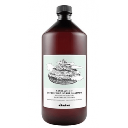 Davines Natural Tech Detoxifying Scrub Shampoo