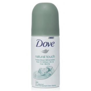 Natural Touch Deo Spray