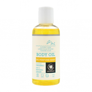 No Perfume Baby Body Oil