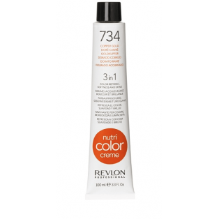 Nutri Color Creme 734 Copper Gold