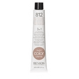 Nutri Color Creme 812 Light Pearly Beige Blonde