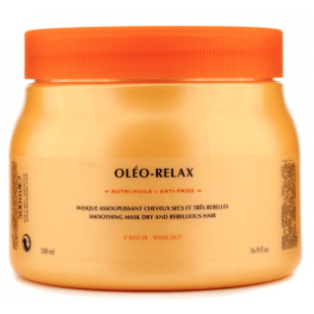Nutritive Oléo Relax Anti-Frizz Smoothing Mask
