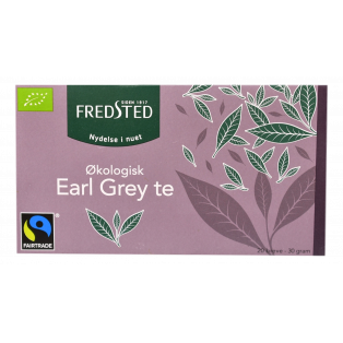 Økologisk Fair Trade Earl Grey Te