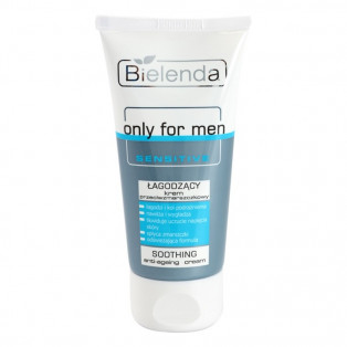 Only For Men Soothing Anti-Ageing Cream