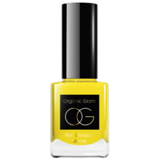 Organic Glam Neglelak Lemon