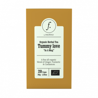 Organic Herbal Te Tummy Love