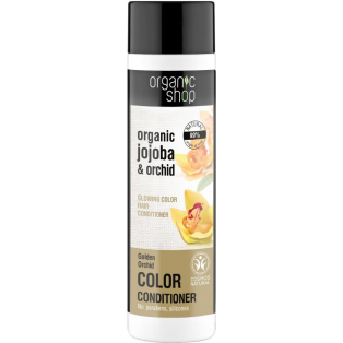 Organic Jojoba & Orchid Glowing Color Hair Conditioner