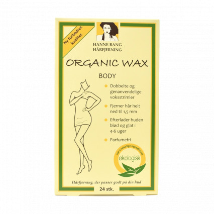 Hanne Bang Organic Wax Body