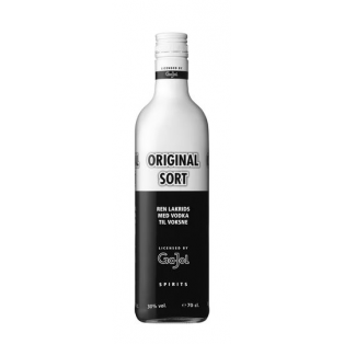 Original Sort Vodkashot 30%