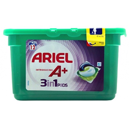 Ariel Pods 3 in 1 Color A+