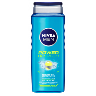 Power Refresh Shower Gel