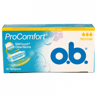 Pro Comfort Normal Silk Touch