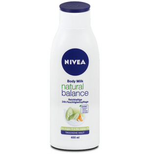 Pure and Natural Body Milk