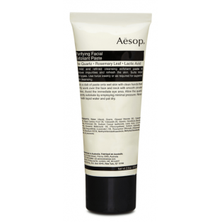 Purifying Facial Exfoliant Paste