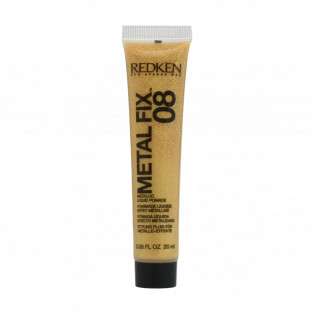 Redken Fashion Collection Metal Fix 08 Gold
